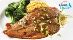 Filet de pangasius teriyaki | Recettes IGA | Poisson, Sauce soja, Recette rapide