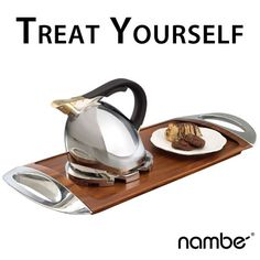 Treat Yourself to Nambe