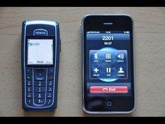 Nokia 6230i vs. Apple iPod Touch 4g