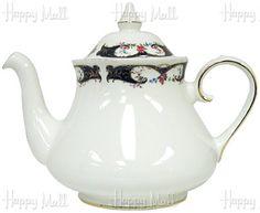 English Teapots