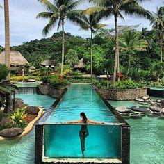 Laucala Island Resort, nas Ilhas Fiji!