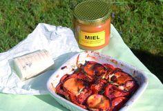 Une nouvelle  recette du Gâtinais français vient d'être publiée : Tian de légumes au chèvre et miel du Gâtinais  - http://www.parc-gatinais-francais.fr/recette/tian-de-legumes-au-chevre-et-miel-du-gatinais/