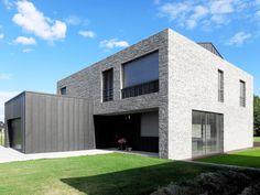 modern house in poland www.facebook.com/le2workshop