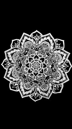 Mandala, art, and flowers image Mandalas Painting, Mandala Drawing, Drawing Art, Drawing Flowers, Mandala Doodle, Mandala Artwork, Flower Drawings, Doodle Art, Mandala Design