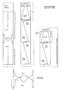 The Ten-Gore Dress: Cotehardies from Herjolfsnes
