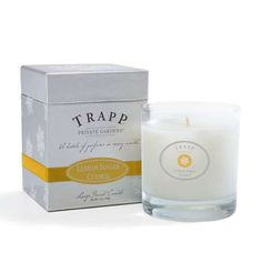 Trapp Candles Lemon Sugar Cookie