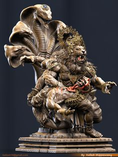 Here i am uploading some images of Lord NARASIMHA.Narasimha is the Avatar of the Hindu god vishnu which is one of the Dashavatara,Based Stories from Hindu Mythology. Lord Shiva Painting, Ganesha Painting, Ganesha Art, Shiva Art, Krishna Art, Hindu Art, Lord Hanuman Wallpapers, Lord Shiva Hd Wallpaper, Ganesh Images