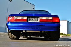 Creations n' Chrome's Vortech Supercharged Project Top Notch Fox Body Mustang Ford Mustang Coupe, Ford Mustang Fox Body, 1993 Ford Mustang, Mustang Lx, Car Ford, Notchback Mustang, Mustang Cabrio, Mustang Convertible, Lifted Ford Trucks