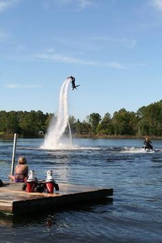 Flyboard Lessons Florida