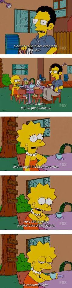 My favorite Simpsons quote - Imgur