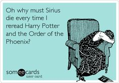 Sirius-ly, you would think he would forget to die one of these times