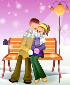 Thật thú vị khi hai người ngồi bên nhau và quàng chung khăn len giữa trời đông tuyết rơi đúng không bạn? Hãy tải hình nền tình yêu – Khăn len ấm áp để cảm nhận nhé!