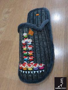 #AuroraMateo #zapatilla #slipper