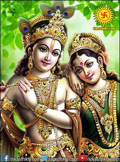 Radha and Sri Krishna, Avatar of lord Sri Vishnu Krishna Leela, Krishna Statue, Jai Shree Krishna, Cute Krishna, Radha Krishna Pictures, Radha Krishna Photo, Krishna Radha, Radha Rani, Sri Krishna Photos