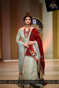 Impulse by Aisha Farid 17 Khi – Bridal Couture Week | BCW2017 |