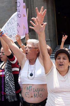 Generaremos fenómeno parecido al del matromonio igualitario para que SCJN despenalice aborto: Mercedes Fernandez | El Puntero