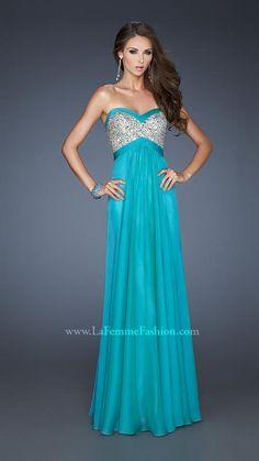 La Femme 18733 | La Femme Fashion 2013 - La Femme Prom Dresses - Dancing with the Stars! #FormalApproach