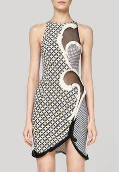 Robe Stella McCartney, collection Printemps-été 2012