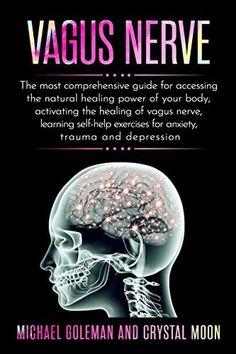 Pseudo Science, Vagus Nerve, Mental Health Problems, Natural Health Remedies, Alternative Medicine, Natural Healing, Crystal Healing, Nervous System, Self Help