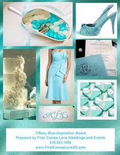 TIFFANY BLUE WEDDING THEMES  | ... Categories Cool Wedding Stuff , Planning Tips , Wedding Inspiration