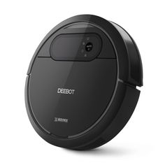 ECOVACS Vacuum Cleaning Robot with Mop and Water Tank DEEBOT N78 Black