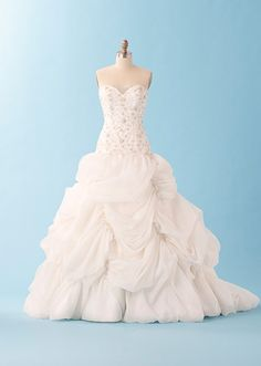 Belle Gown - Collection 3 | Alfred Angelo Bridal Collection | Disney's Fairy Tale Weddings & Honeymoons