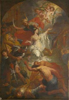 Saint Dympna, Virgina and Martyr - Regina MagazineRegina Magazine