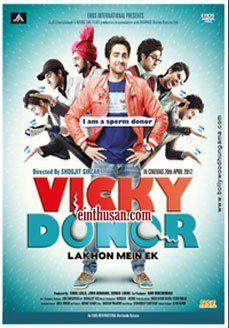 Vicky Donor Hindi Movie Online - Ayushmann Khurrana, Yami Gautam and Annu Kapoor. Directed by Shoojit Sircar. Music by Abhishek-Akshay. 2012 [U/A] w.eng.subs