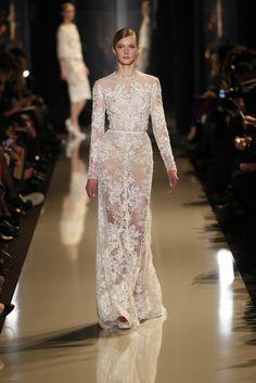 Elie Saab Haute Couture . Lacy dreams, TG