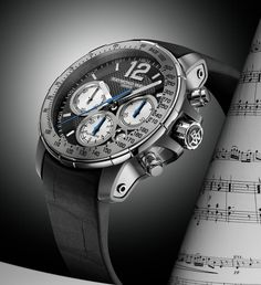 Raymond Weil Nabucco Intenso Chronograph