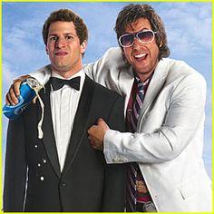 "Andy Samberg & Adam Sandler: 'That's My Boy""......So Hilarious!"