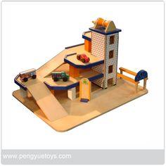 garage pour petite voiture jouet - Recherche Google