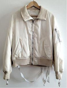 bondage ma-1 jacket (it sz 48) • helmut lang€66,65