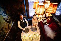 Real Weddings: Erin and Jason's Stunning Paris Elopement - Reception at Laparouse
