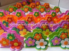 porta guardanapos by * * * e.v.a. é meu VÍCIO* * *, via Flickr Foam Sheet Crafts, Foam Crafts, Diy And Crafts, Arts And Crafts, Paper Crafts, Animal Crafts For Kids, Art For Kids, Fiesta Decorations, Foam Sheets
