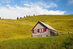 Alp Boschgeren www. Cabin, House Styles, Home Decor, Environment, Pictures, Cowbell, Photo Wallpaper, Mountains, Wallpapers