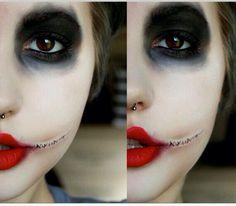 Disfraz cicatr