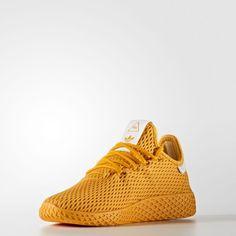 brand new 908e7 748f8 Pharrell Williams Tennis Hu Shoes