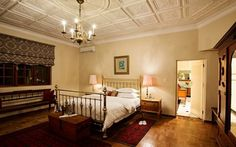 The quaint four-star Kleinkaap Boutique Hotel in Centurion, Pretoria, was inspired by the fairest Cape and exudes the beauty and elegance typical in this region of South Africa. Pretoria, South Africa, Hotels, Boutique, Bed, Inspiration, Furniture, Home Decor, Biblical Inspiration