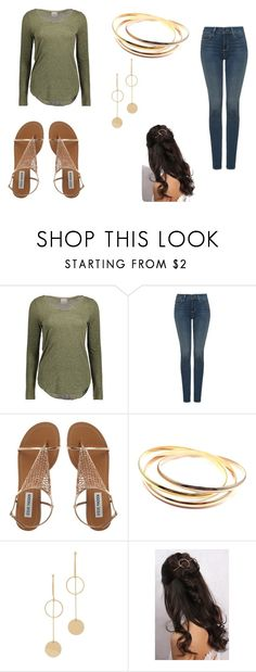 """""""Cool Day"""" by cute-outfits25 on Polyvore featuring Vero Moda, NYDJ, Cartier, Cloverpost and Rare London"""