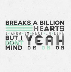 Just Can't Let Her Go - One Direction>>>>I totally love this song! I have it in my head since this mornig!:D