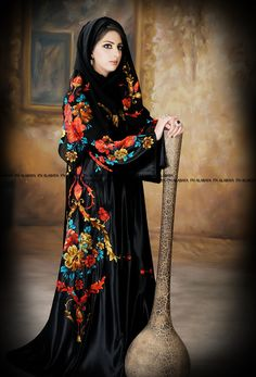 © Artistic Abaya .. فـن الـعبـايـة ™ | Another Shot of my De… | Flickr