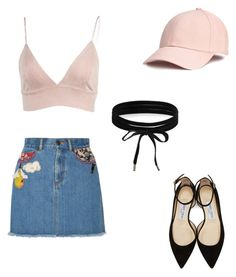 """""""#JBN"""" by victoriabajer on Polyvore featuring moda, Marc Jacobs, Jimmy Choo i Boohoo"""