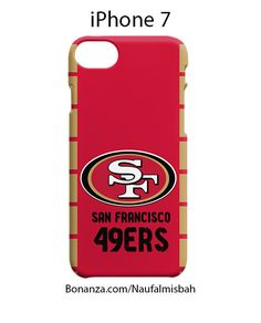 San Francisco 49ers iPhone 7 Case Cover Wrap Around
