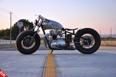 Triumph Bonneville 650 1970 Bobber by Underground Bobbers #motorcycles #bobber #motos | caferacerpasion.com