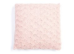 Coussin en point coquille   Veritas BE