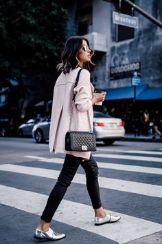 VivaLuxury - Fashion Blog by Annabelle Fleur: LIFE'S LITTLE LUXURIES - DUFFY NY cardigan | J BRAND leather pants | CHANEL Boy flap bag in perforated leather | LOEFFLEL RANDALL Rosa loafers | DYLANLEX Liam bracelet, Ari ring, Rio ring & Syd ring | DIOR So Real 48mm sunglasses November 9, 2015