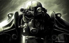 Fallout painting