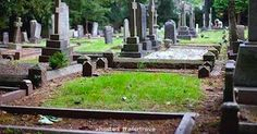 10-Year-Old Boy Dies In His Sleep, Then Dad Turns The Empty Grave Plot Into Concrete Masterpiece