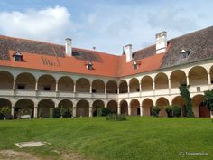 Deutschkreutz Castle in Burgenland, Austria